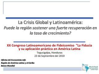 """XX Congreso Latinoamericano de Fideicomiso  """"La Fiducia y su aplicación práctica en América Latina"""
