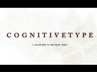 -  A  TRANSCRIPT  TO  THE  PILOT  VIDEO   -