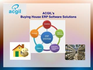 Buying House  ERP Software