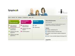Din uddannelsesplan består af 6 dele:  Personlige oplysninger  Karakterer  Grundlag
