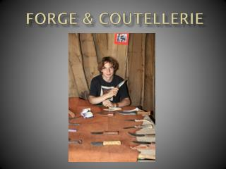 FORGE & Coutellerie
