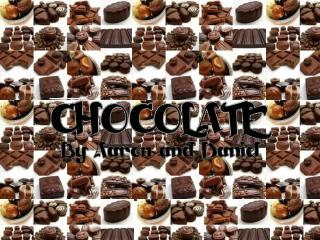 How many brands of chocolate can you name in 10 seconds!!! Without looking at the picture!!!