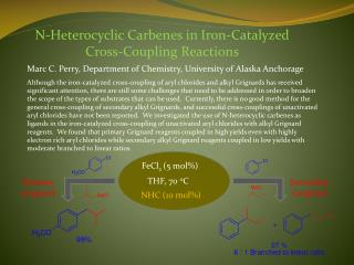 N-Heterocyclic  Carbenes  in Iron-Catalyzed Cross-Coupling Reactions