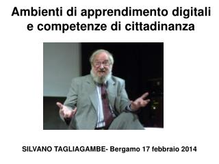 Ambienti di apprendimento digitali e competenze di cittadinanza