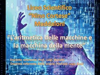 "Liceo  Scientifico  "" Nino Cortese""  Maddaloni"