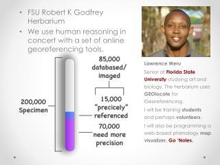 FSU Robert  K Godfrey  Herbarium