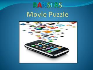 R A N S E R S Movie Puzzle
