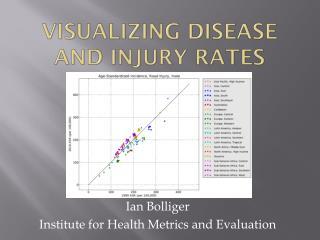 visualizing disease  and injury  rates