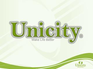 Unicity R