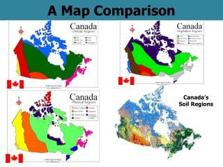 A Map Comparison