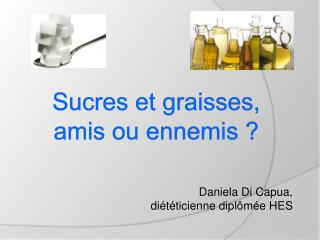 Daniela Di Capua, diététicienne diplômée HES