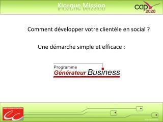 Comment développer votre clientèle en social ?