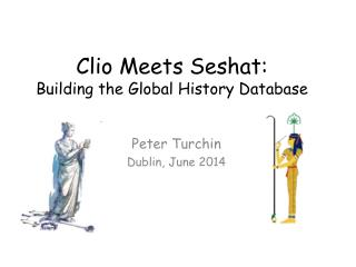 Clio Meets Seshat: Building the Global History Database
