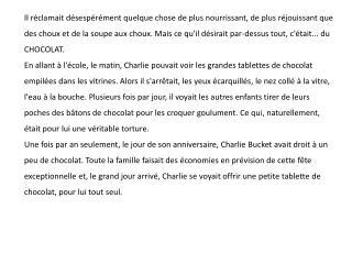 grammaire picot texte1 p2 chocolat charlie transpo passe present