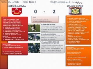 Fecha:   16 /11/2013       Hora:   11:00 h