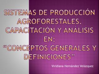 Viridiana Hernández Velázquez
