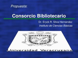 Consorcio Bibliotecario