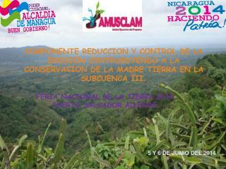 FERIA NACIONAL DE LA TIERRA 2014. PUERTO SALVADOR ALLENDE.