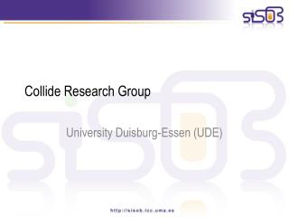Collide  Research Group