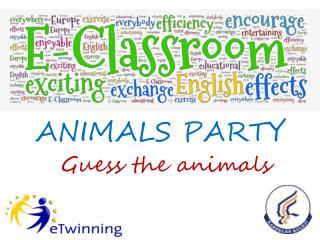 ANIMALS PARTY