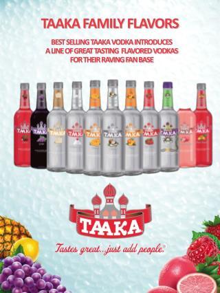 TAAKA FAMILY FLAVORS