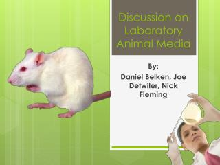 Discussion on Laboratory Animal Media