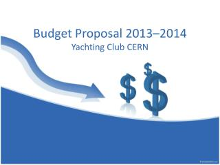 Budget  Proposal  2013–2014