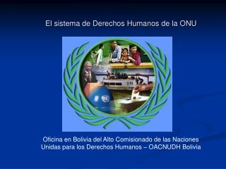 El sistema de Derechos Humanos de la ONU