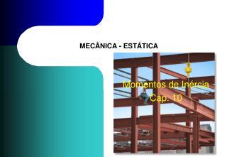 MEC�NICA - EST�TICA
