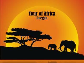 Tour of Africa