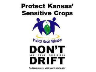 Protect Sensitive Crops: Being a Good Neighbor