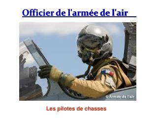 Officier de l'armée de l'air