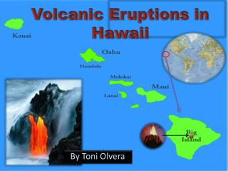 Volcanic Eruptions in Hawaii
