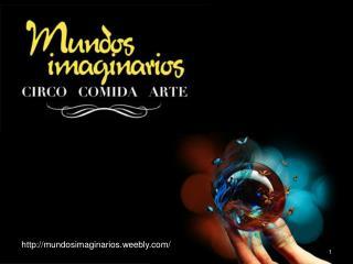 http:// mundosimaginarios.weebly.com /