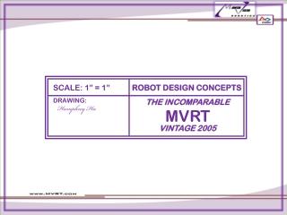 Robot Drivetrain and Chassis