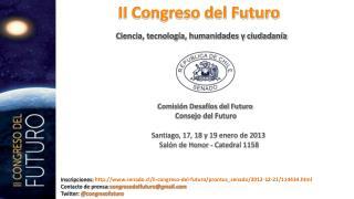 II Congreso del Futuro