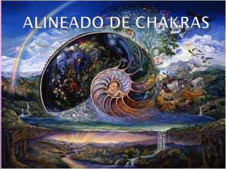 ALINEADO DE CHAKRAS