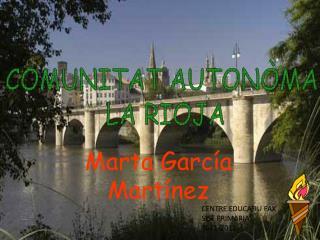 Marta García Martínez