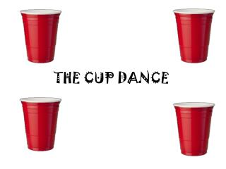THE CUP DANCE