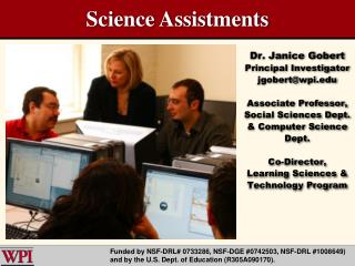 Science Assistments