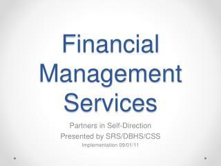 Financial Management Services