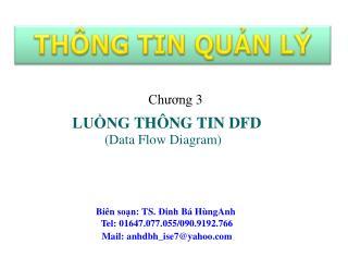 Biên soạn: TS. Đinh Bá HùngAnh Tel: 01647.077.055/090.9192.766 Mail: anhdbh_ise7@yahoo.com