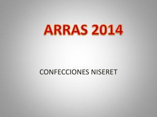 CONFECCIONES NISERET