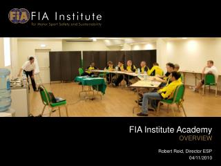 FIA Institute Academy