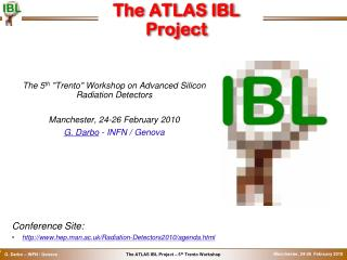 The ATLAS IBL Project