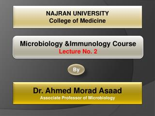 NAJRAN UNIVERSITY College of Medicine