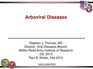 Arboviral Diseases