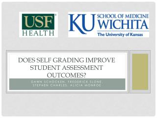 Does Self Grading Improve Student Assessment Outcomes?
