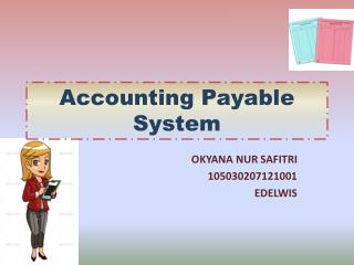 Accounting Payable System
