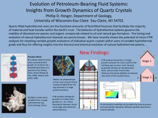 Evolution of Petroleum-Bearing Fluid Systems: Insights from Growth Dynamics of Quartz Crystals
